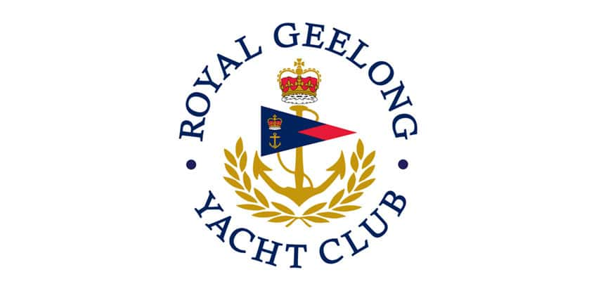 Royal Geelong Yacht Club Logo