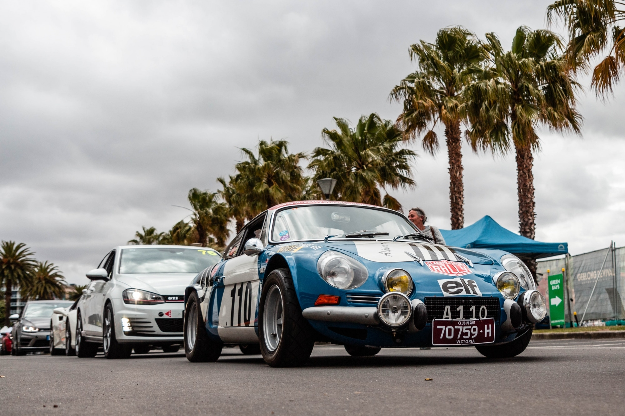 French Car Day